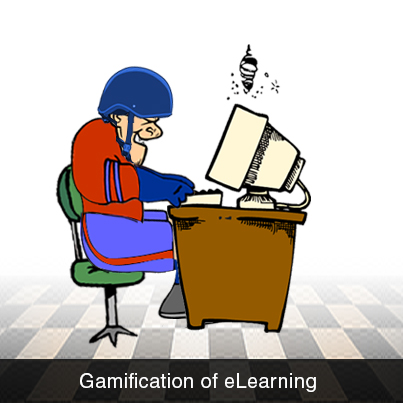 Gamification of eLearning