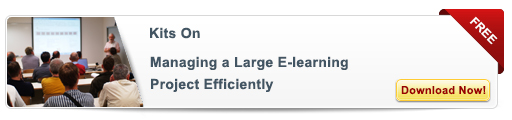 Download the Free Kit on Managing a Large E-learning Project Efficiently