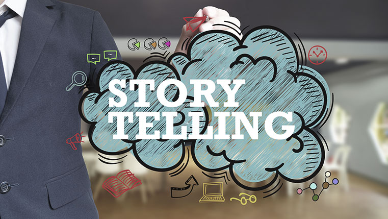 Storytelling For Effective E-learning – An Infographic