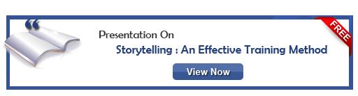 View Presentation on Storytelling – An Effective Training Method