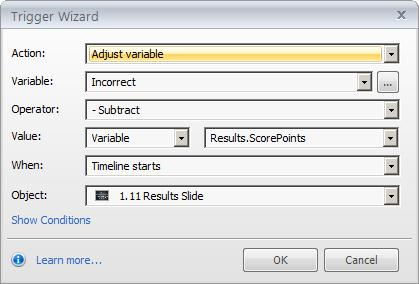 Adjust the incorrect variable