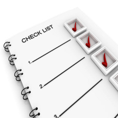 A Checklist to Follow Before Signing off Your E-learning Course