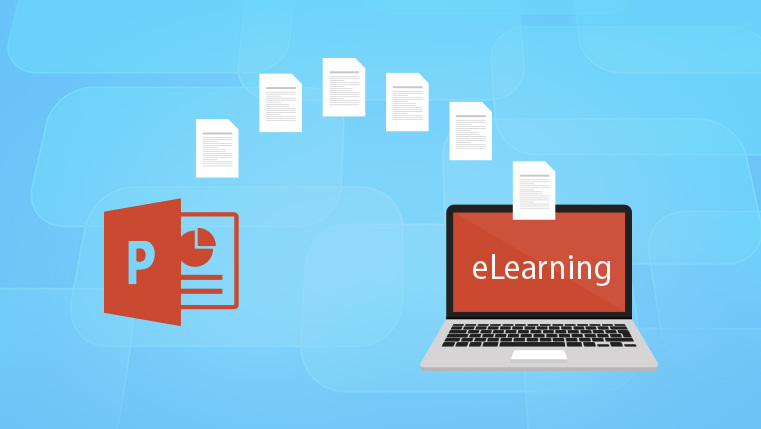 PPTs to E-Learning - From PowerPoint Coma to Active Learning