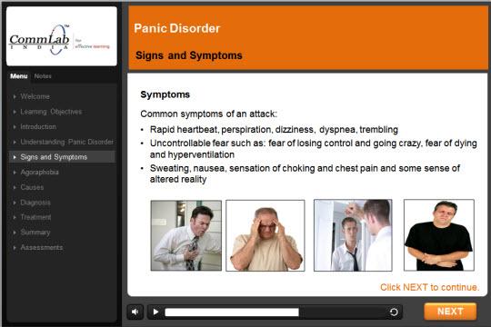 Sign symptoms