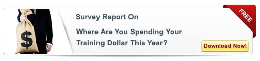 View Survey Report On Where Are You Spending Your Training Dollar This Year?
