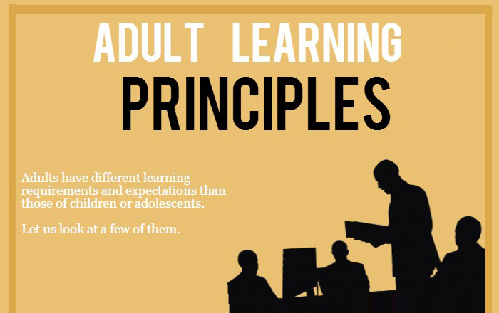 Adult Learning Principles! – An Infographic