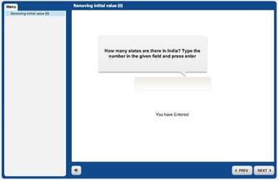 Creating Interactive Assessments in Articulate Storyline - How to Remove an Initial Value (0) from a Numeric Entry Field?