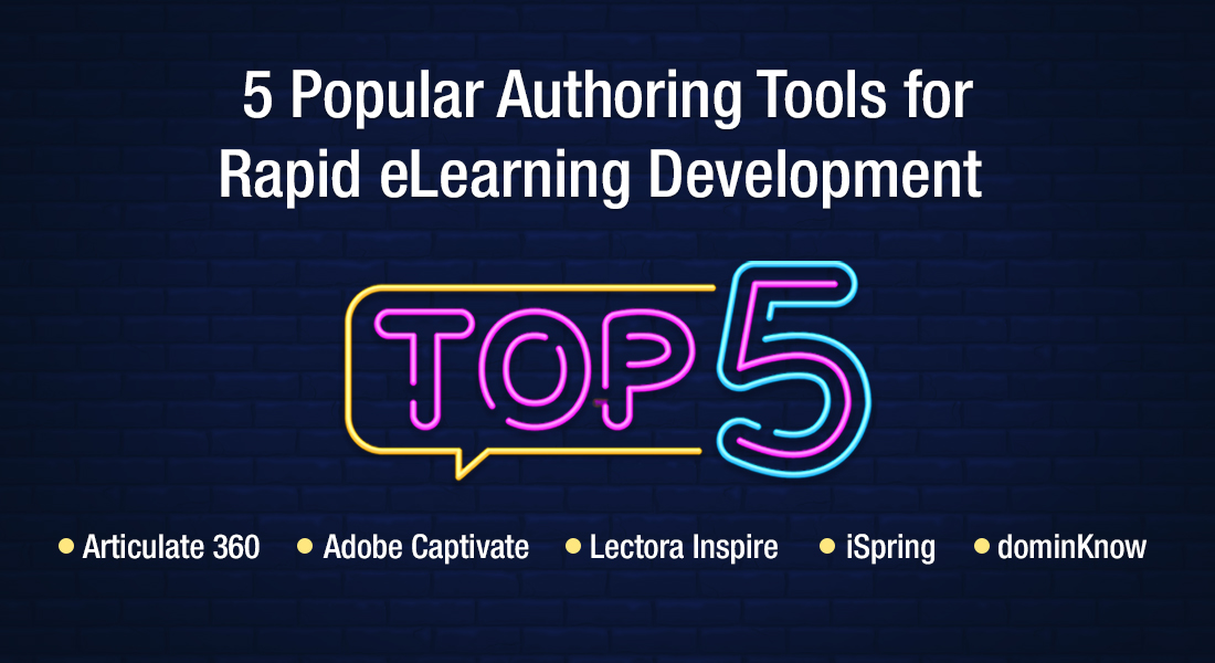A Quick Guide to Rapid Authoring Tools