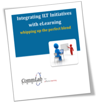 Integrating ILT Initiatives with eLearning eBook