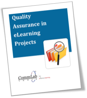 Quality Assurance in eLearning Courseware Development