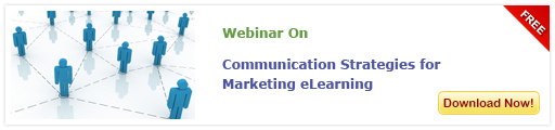 View Webinar on Communication Strategies for Marketing E-learning