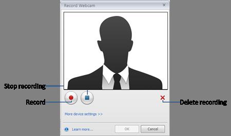 Record Webcam