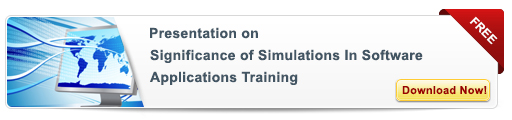 View Presentation on Significance of Simulations in Software Applications Training