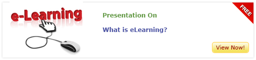 View Presentation on What is E-learning?