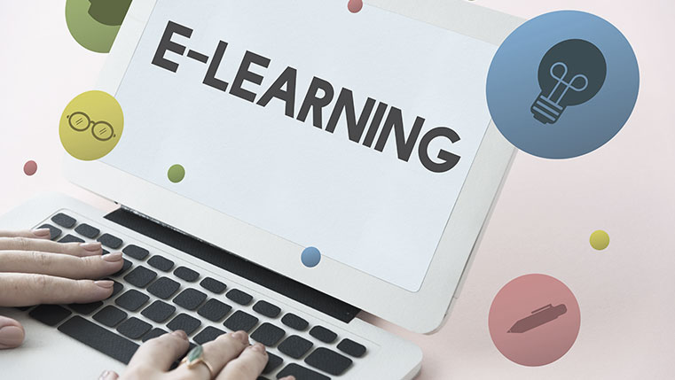 8 Best E-learning Development Practices - An Infographic