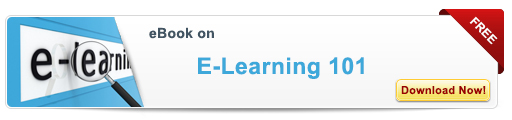 View eBook on E-learning 101 – A Comprehensive Guide on How to Design an eLearning Course