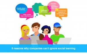 5 Reasons Why Companies can't Ignore Social Learning