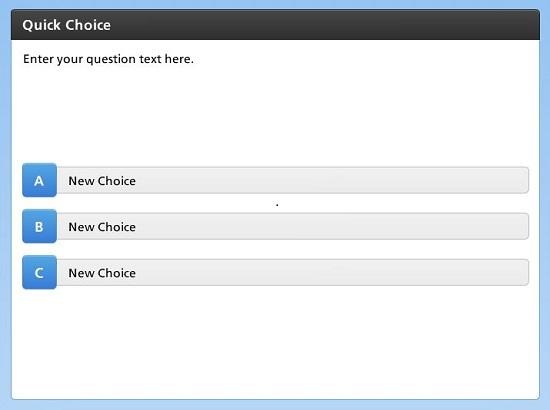 Quick Choice