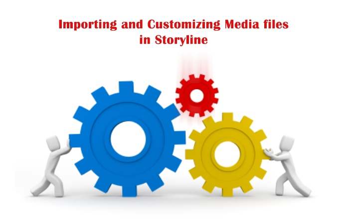 Importing and Customizing Media Files in Articulate Storyline