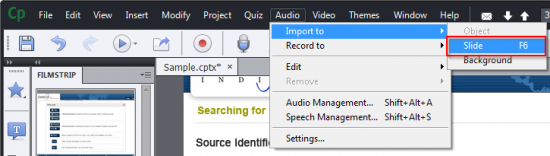 How to Add Closed Caption (CC) Text in Adobe Captivate 7?