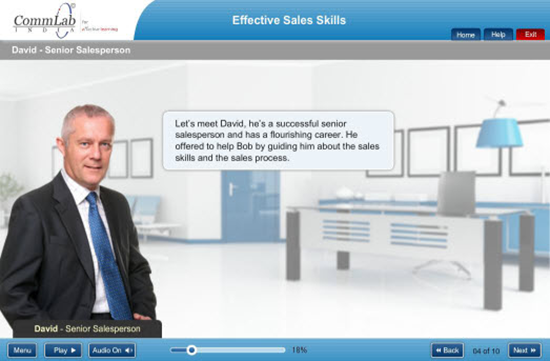 Scenarios for Interactive Learning