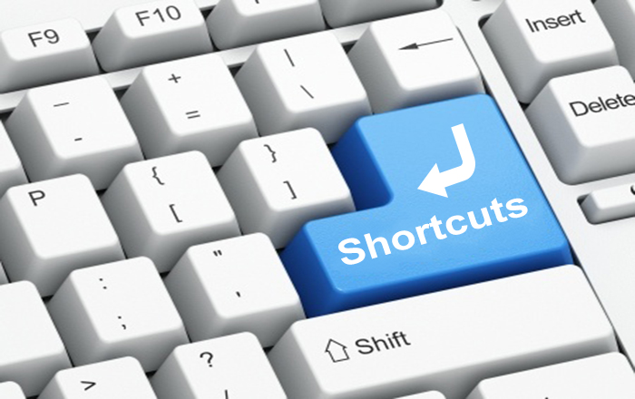 Useful Keyboard Shortcuts in Lectora Inspire