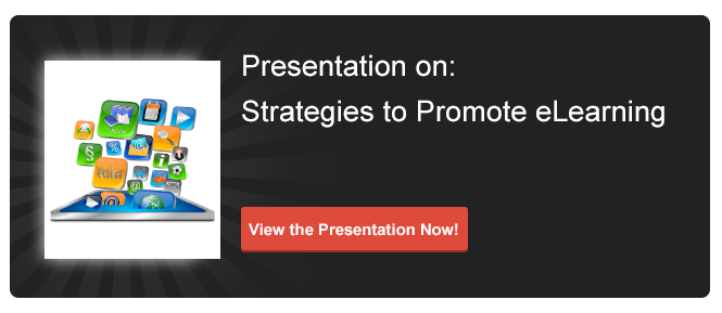 View Presentation on Strategies to Promote E-learning