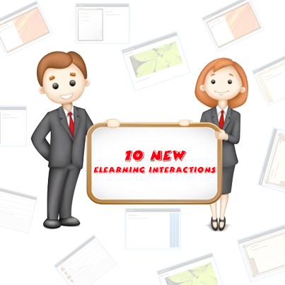 10 New E-learning Interactions – Addition to Articulate Studio 13
