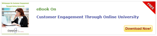 View eBook on Customer Engagement through Online University