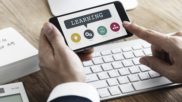 5 Benefits of Using Mobile Learning for Corporate Training[Infographic]