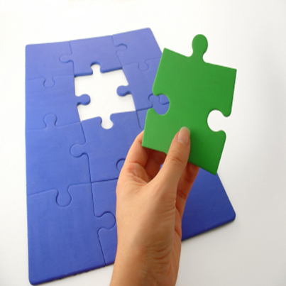 how to create a puzzel