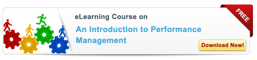 View E-learning Course on An Introduction to Performance Management