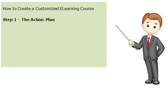 How to Create a Customized E-Learning Course