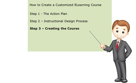 How to create customized elearning