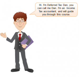Dan an Income Tax Accountant