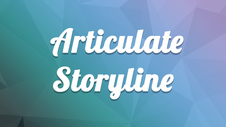 Quick, Interactive and Visually-Rich E-learning Courses with Articulate Storyline