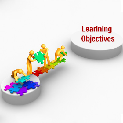 Using Perfect Verbs from Bloom's Taxonomy for Learning Objectives