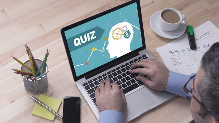 Types of Quiz Questions in Articulate Storyline