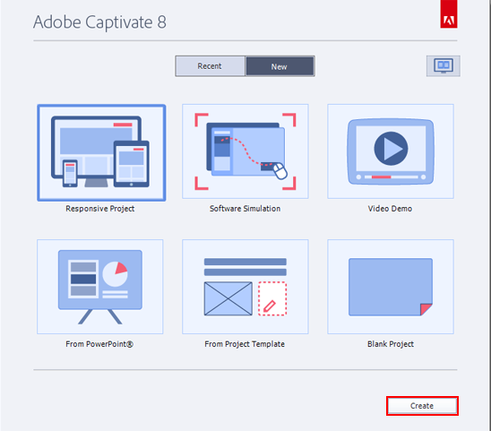 Create Responsive Projects in Adobe Captivate 8