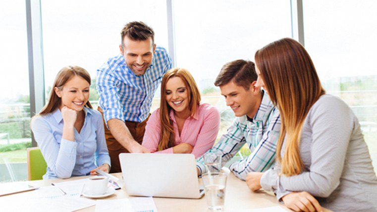 E-learning – The Key to Happiness at Work!