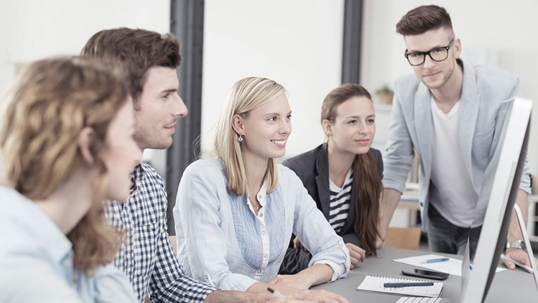 Enhancing Efficiency at the Workplace through E-learning