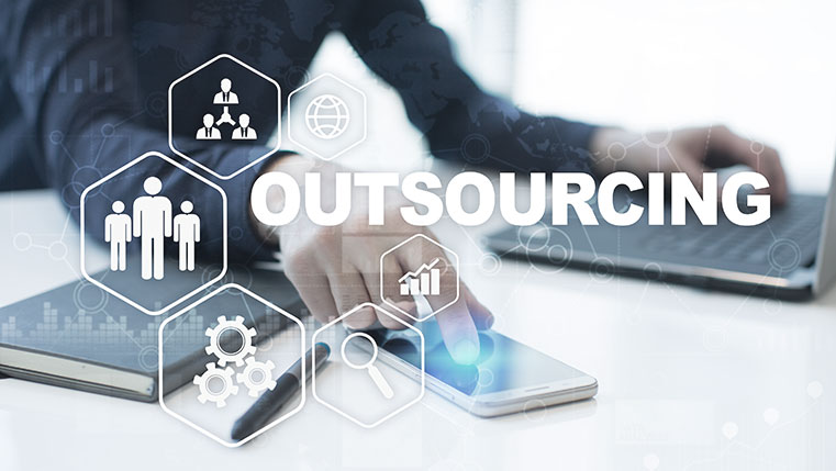 Outsource to Overcome the Problems in E-learning Implementation