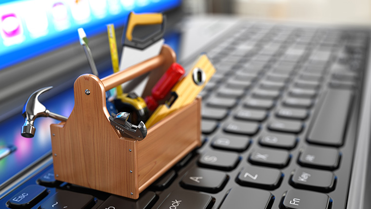 Image Editing Tools for E-learning Development