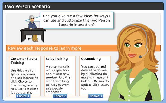 Two Person Scenario
