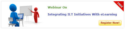 View Webinar on Integrating ILT Initiatives with E-learning
