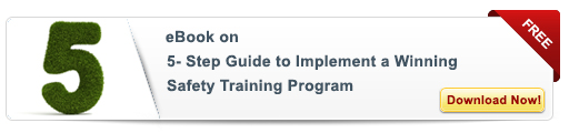 View eBook on 5 Step Guide to Implement a Winning Safety Training Program in Organizations