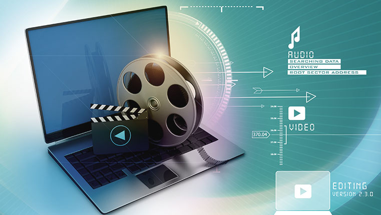 Comparing E-learning Development with Film-Making Process [Infographic]