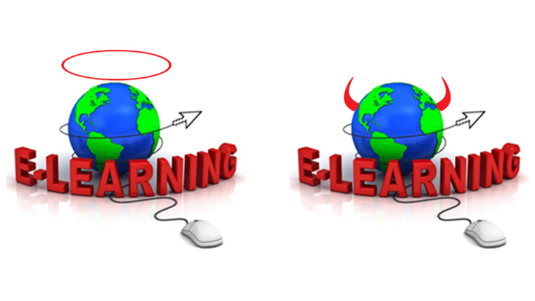 E-Learning Design: The Good and The Bad