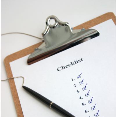 Handy Checklist To Deliver  Error Free eLearning Course