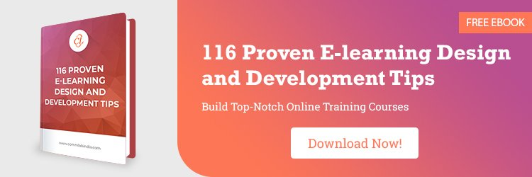 116 Proven E-learning Design and Development Tips